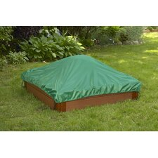 Two High 4' Square Sandbox with Cover