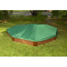 10' Octagonal Sandbox Cover Only