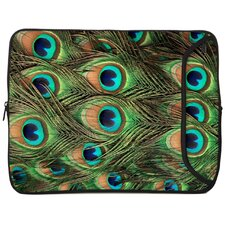 Peacock Designer PC Sleeve