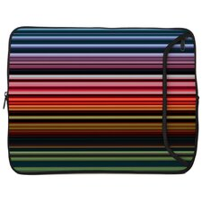Retro Stripes Designer PC Sleeve