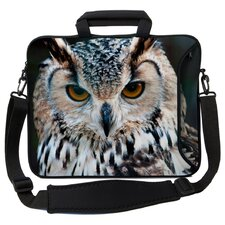 Executive Sleeves Owl PC Laptop Bag
