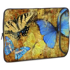 Butterflies 2 Designer PC Sleeve