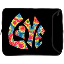 Tie Dye Love Designer PC Sleeve