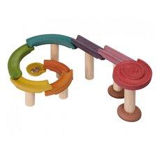 Preschool 20 Piece Standard Marble Run Play Set