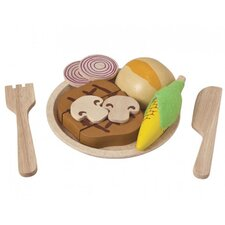 Activity 10 Piece Steak Play Set