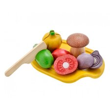 Activity 7 Piece Vegetable Play Set