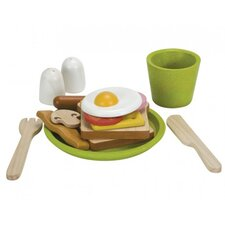 Activity 15 Piece Breakfast Menu Play Set