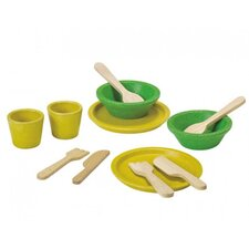 Activity 12 Piece Tableware Play Set