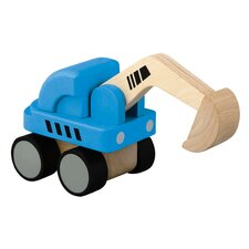 <strong>Plan Toys</strong> City Mini Excavator
