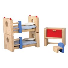 <strong>Plan Toys</strong> Dollhouse Childrens Room-Neo