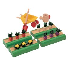<strong>Plan Toys</strong> Dollhouse Vegetable Garden