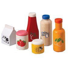 <strong>Plan Toys</strong> Large Scale Food and Beverage Set