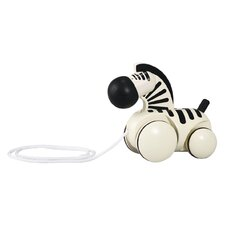 <strong>Plan Toys</strong> Preschool Pull Along Zebra