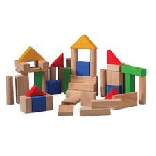 <strong>Plan Toys</strong> Preschool 50 Block Set