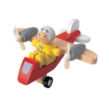 <strong>Plan Toys</strong> City Turboprop Airplane