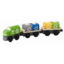 <strong>Plan Toys</strong> Recycling Train