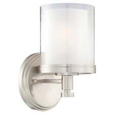 Decker 1 Light Bath Vanity Light