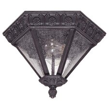 <strong>Nuvo Lighting</strong> Cortland 2 Light Flush Mount