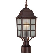 Adams 1 Light Outdoor Post Lantern