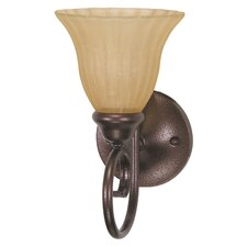 Moulan  1 Light Wall Sconce