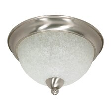 <strong>Nuvo Lighting</strong> South Beach Flush Mount
