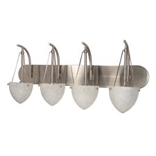 <strong>Nuvo Lighting</strong> South Beach 4 Light Vanity Light