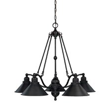 Bridgeview 5 Light Chandelier