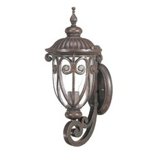 <strong>Nuvo Lighting</strong> Corniche 1 Light Wall Lantern