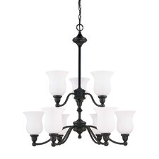 Glenwood 9 Light Chandelier