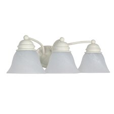 Empire 3 Light Vanity Light