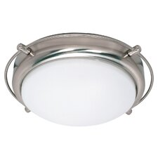 <strong>Nuvo Lighting</strong> Polaris Flush Mount