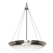 <strong>Nuvo Lighting</strong> Polaris  3 Light Inverted Pendant