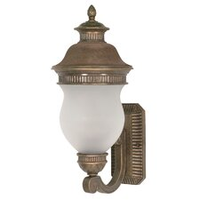 Luxor 2 Light Wall Lantern