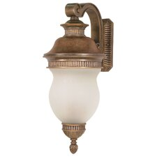 Luxor 3 Light Wall Lantern