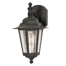 Cornerstone 1 Light Wall Lantern