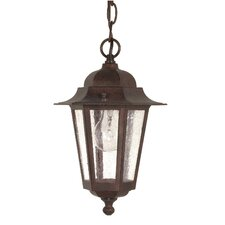 Cornerstone 1 Light Hanging Lantern