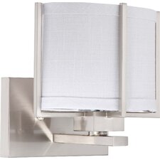 <strong>Nuvo Lighting</strong> Portia 1 Light Energy Star Wall Sconce