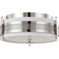 <strong>Nuvo Lighting</strong> Diesel Flush Mount