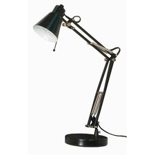 Mini Head Drafting 1 Light Desk Table Lamp