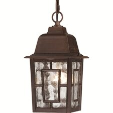 Banyon 1 Light Outdoor Hanging Lantern