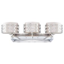 Harlow 3 Light Bath Vanity Light
