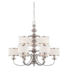 Candice 9 Light Chandelier