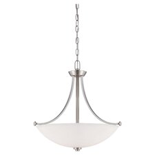 Bentley 3 Light Pendant