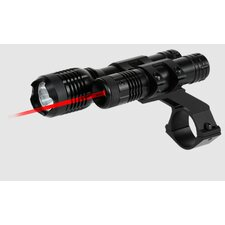Varmint Hunter Red Laser and Light with Mount