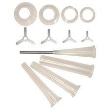 12 Piece Universal Funnel Kit
