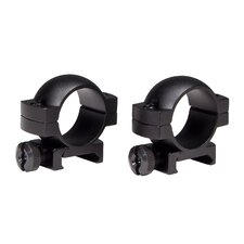 "Vortex 1"" Riflescope Low Rings (Set of 2)"
