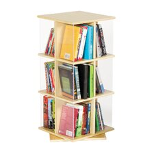 3 Tier Rotating Book Display
