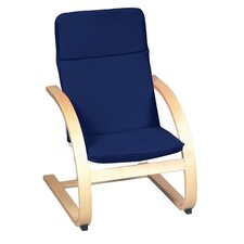 Nordic Rocking Chair