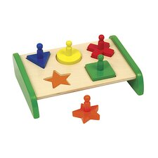 Sort and Match Primary Puzzle Board