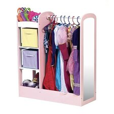 See and Store Dress Up Center in Pastel